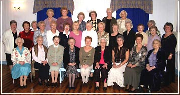 "The ladies from ""A Group of Ladies from Endon in North Staffordshire"""
